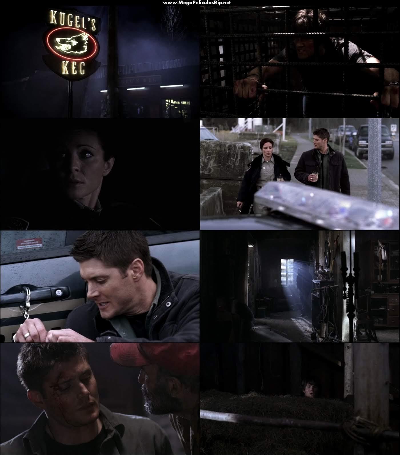 Supernatural Temporada 1 720p Latino