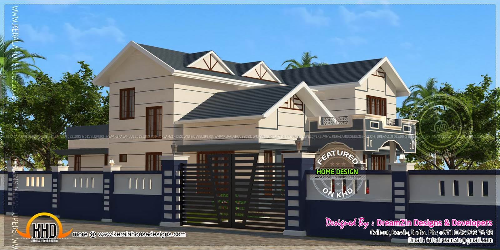 2014 home kerala plans for Kerala house plans 2014