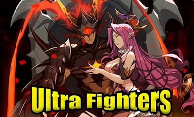 Ultra Fighters Mod Apk Terbaru For Android  Ultra Fighters v Ultra Fighters V4.4.66 Mod Hill Kill Apk Terbaru