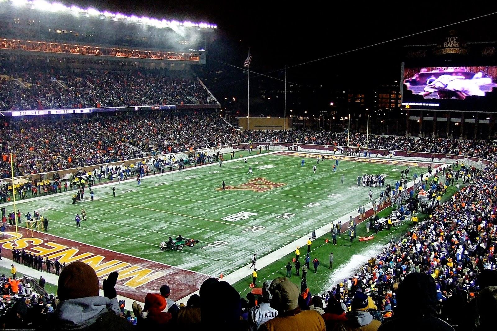 2014 Minnesota Vikings Luxury Suites For Sale, TCF Bank Stadium