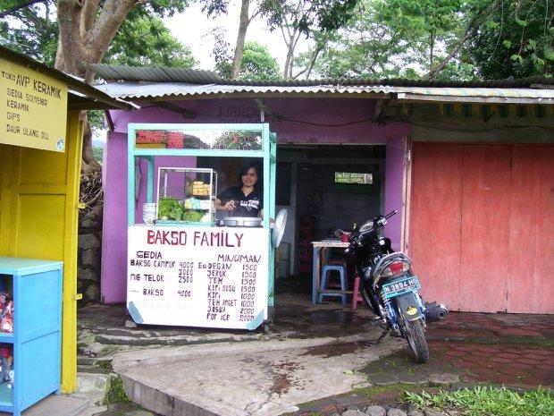 địa điểm du lịch Indonesia