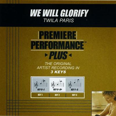 Twila Paris-Premiere Performance Plus-We Will Glorify-