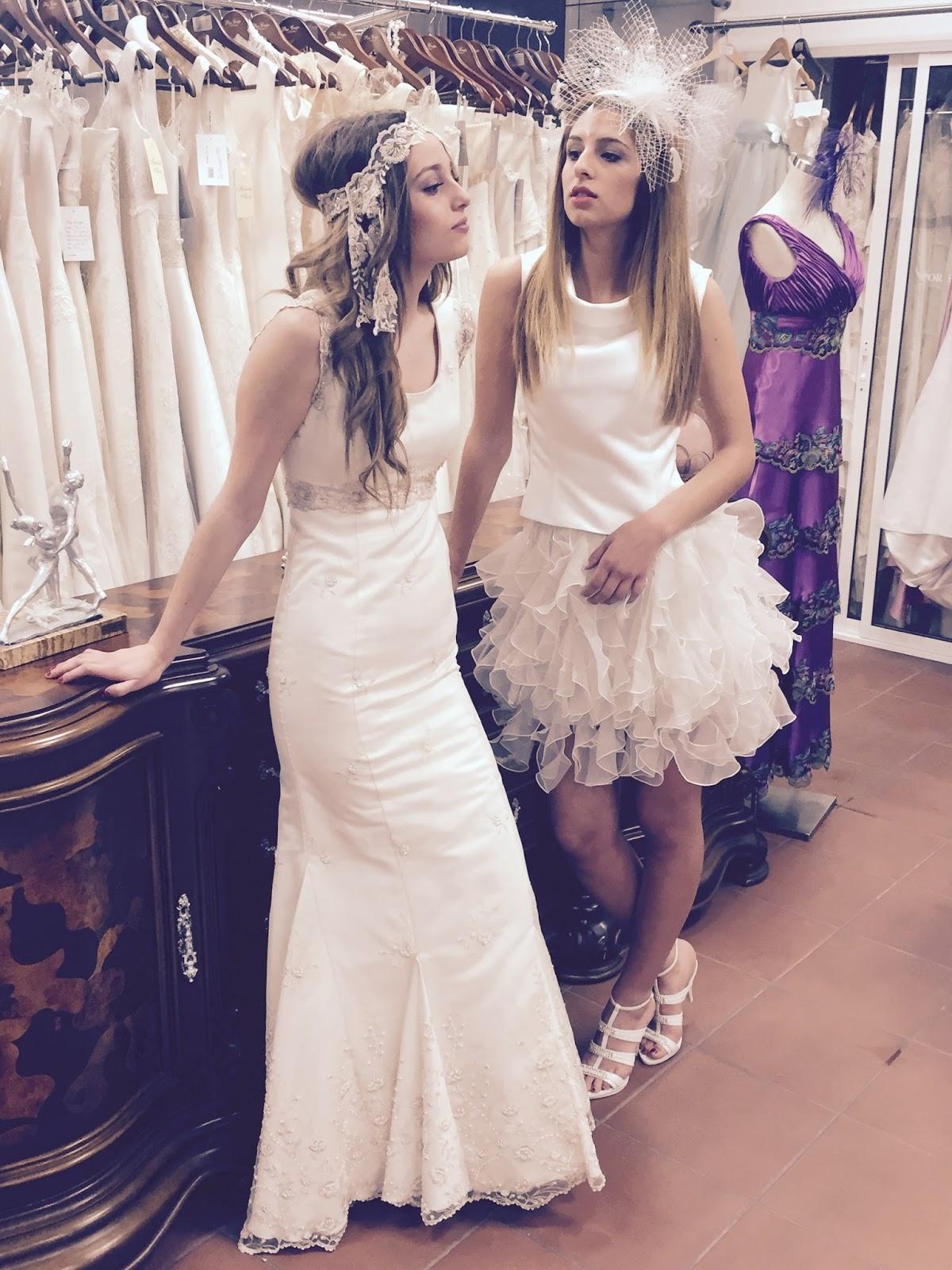 Novias Marina Arcos: Tus vestidos personalizados.