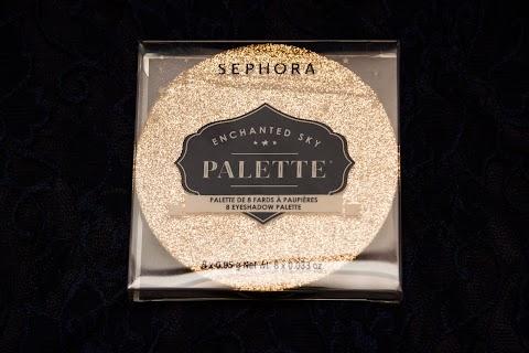Enchanted Sky Palette de la Sephora