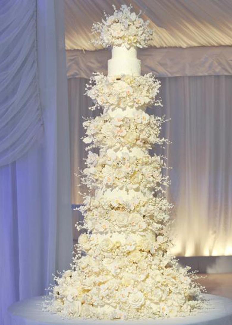Wow-Worthy Wedding Cakes: A Slice of Sweet with Dessert Designer ...