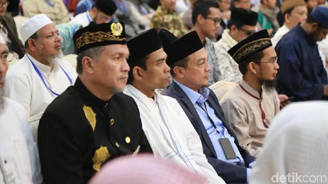 UAS Tegaskan Dukungan Alumni Al-Azhar untuk TGB Bukan Konteks Sekarang