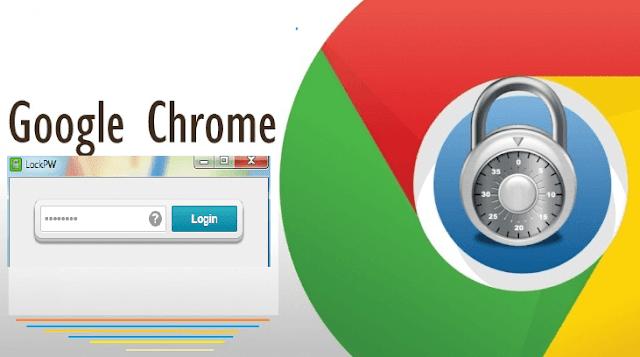 اضافة LockPW لقفل متصفح جوجل كروم بكلمة سر لحماية خصوصياتك