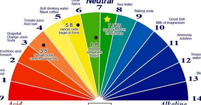 All Cancer Patients Have Too Acidic pH. Here's The Easiest Way To Check Your pH Balance