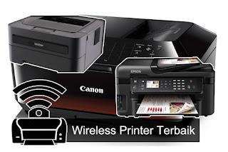 7 Macam printer dengan merk berbeda dengan kualita wireles terbaik