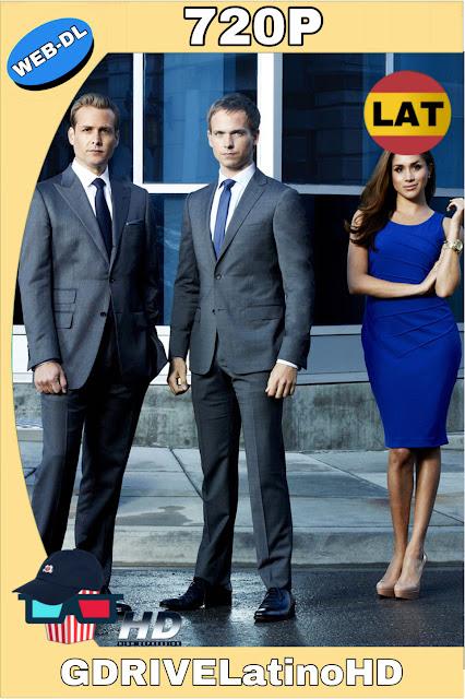 Suits (La Clave del Exito) Temporada 02 HD Latino MKV