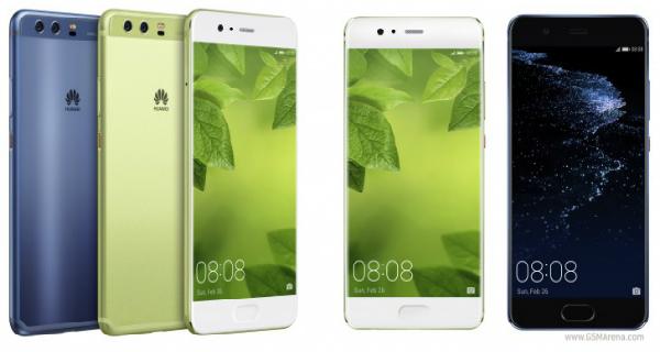 هواوي تكشف عن هاتفيها الجديدين P10 وP10 Plus