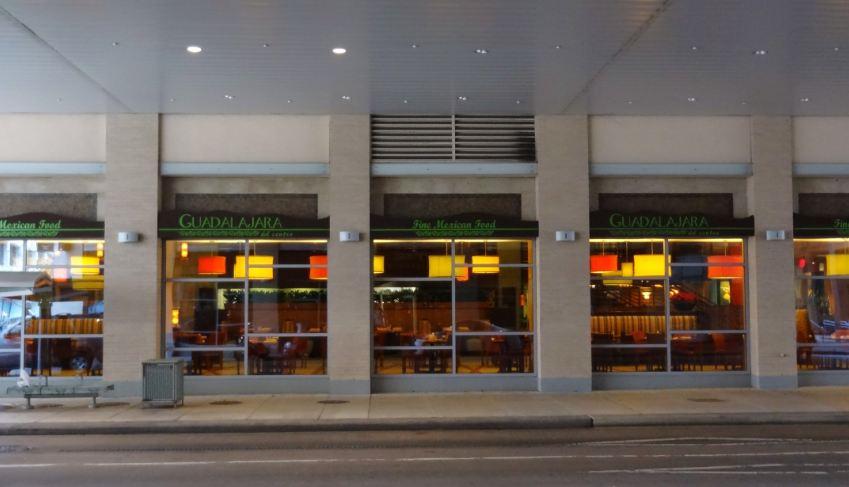 Mexican Restaurant East Houston Street