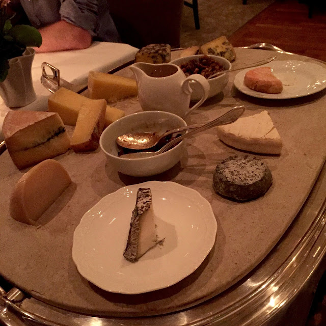 Langdon Hall, Cheese Cart, Dessert, Review, Cambridge, Toronto