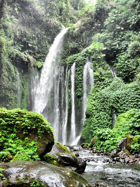 10 Tempat Wisata di Pulau Lombok yang Indah