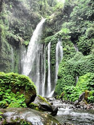 wisata lombok, pantai, wisata alam, pantai perawan, objek wisata, pulau lombok, gunung, sejuk, alami, sendang gile