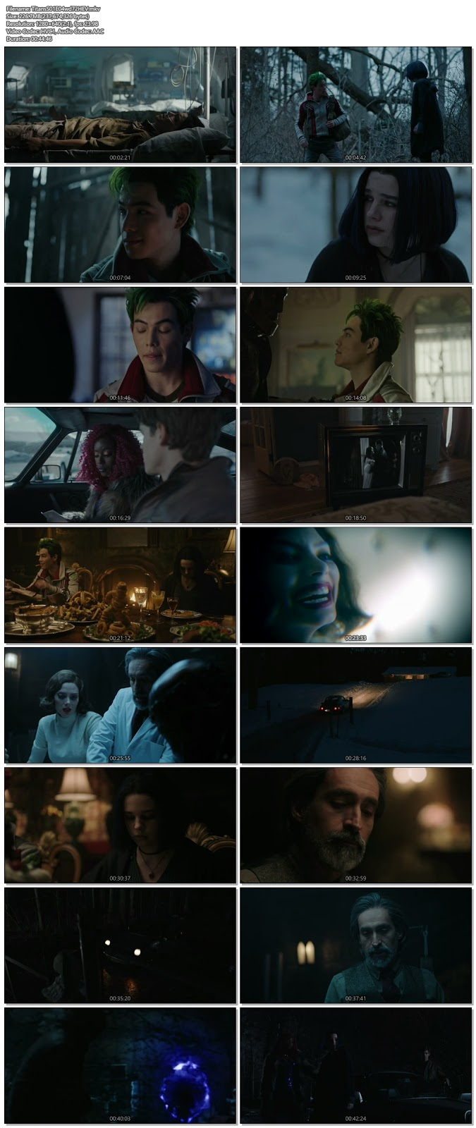 Titans S01 Episode 04 720p HDTV 200MB ESub x265 HEVC , hollwood tv series Titans S01 Episode 01 720p hdtv tv show hevc x265 hdrip 200mb 250mb free download or watch online at world4ufree.vip