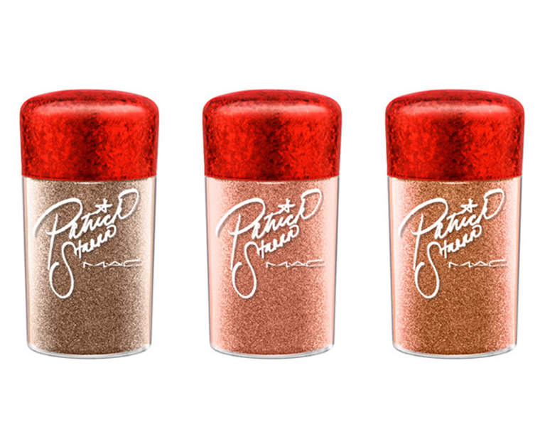 MAC x Patrickstarrr Slay Ride Collection - Pigments