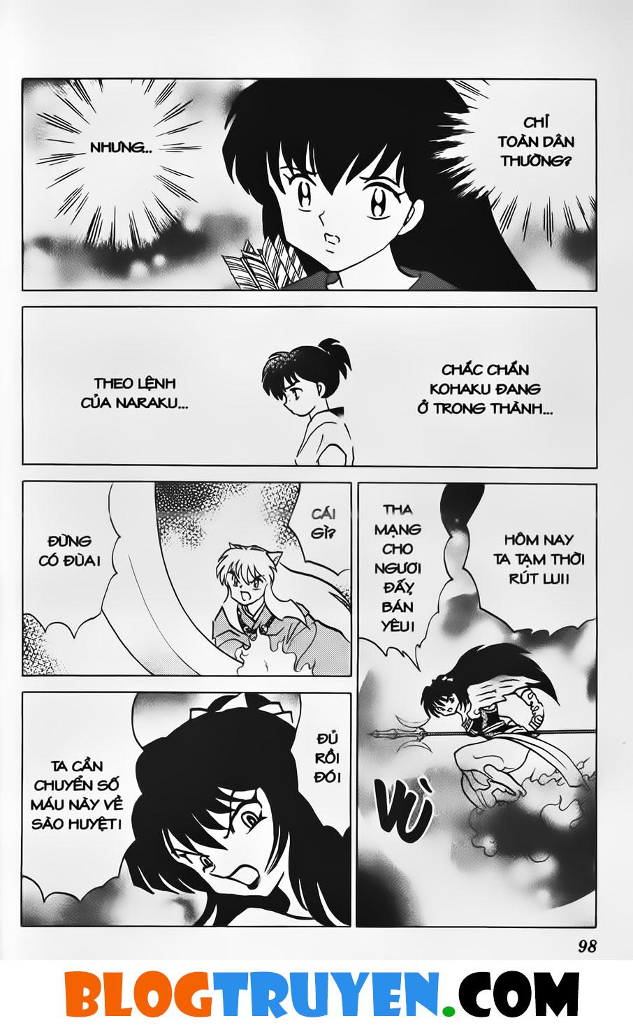 Inuyasha vol 32.6 trang 5