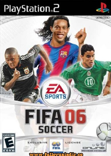 FIFA 2006 (PAL) Playstation 2 Tek Link