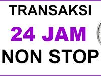 Format Transaksi/Jualan Pulsa Elektrik All Operator 24 Jam