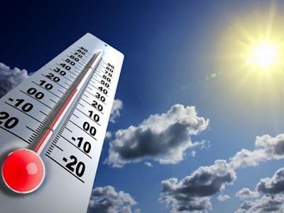هيئة الأرصاد الجوية, الشبورة المائية, حالة الطقس, درجات الحرارة, الأمطار,