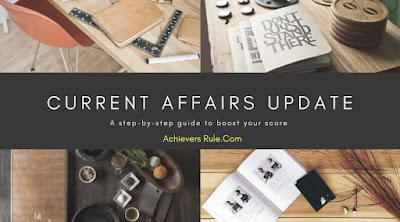 Current Affairs Updates - 30 Nov and 1 Dec 2017