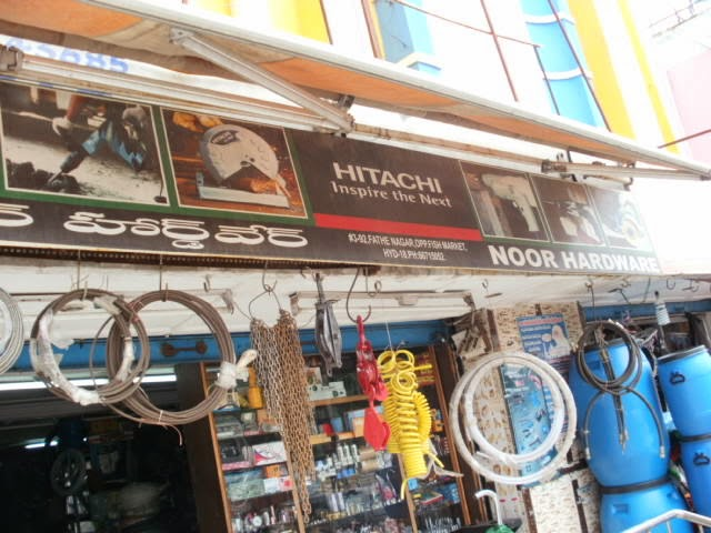 Noor Hardware Balanagar Hyderabad