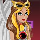 Juego de vestir a Hawkgirl juego