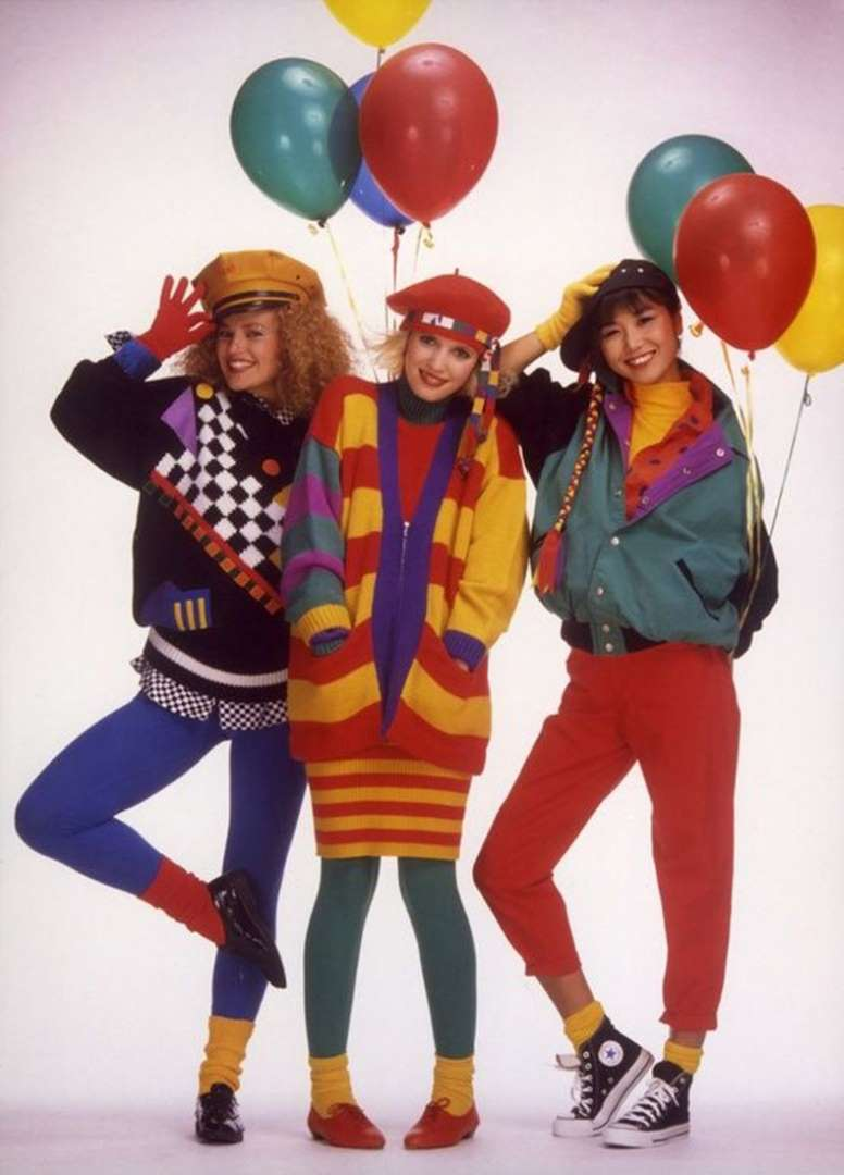 80s Fashion Trends 35 Iconic Looks From The Eighties: 27 Worst '80s Fashion Trends