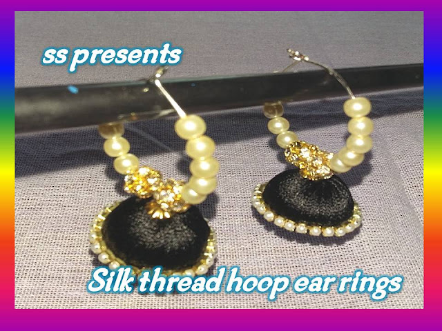 Here is Images for silk thread jewellery,1000+ images about Silk Thread Jewellery Ideas,Images for silk thread jewellery designs,jewellery making tutorial blog,Images for jewellery making for beginners,1000+ images about Jewellery Making for Beginners,How to make beads Pearls ear hangings,How to make Silk Thread Hoop Ear Rings
