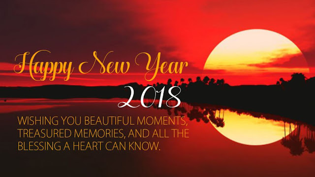 Happy New Year 2018 Wishes Quotes Images