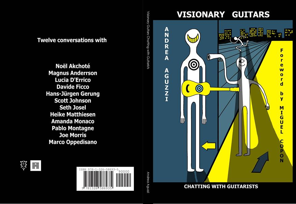 Visionary Guitars Chatting with Guitarists
