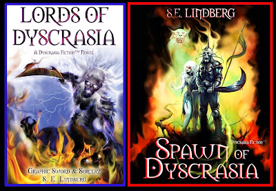 Lords and Spawn of Dyscrasia Covers