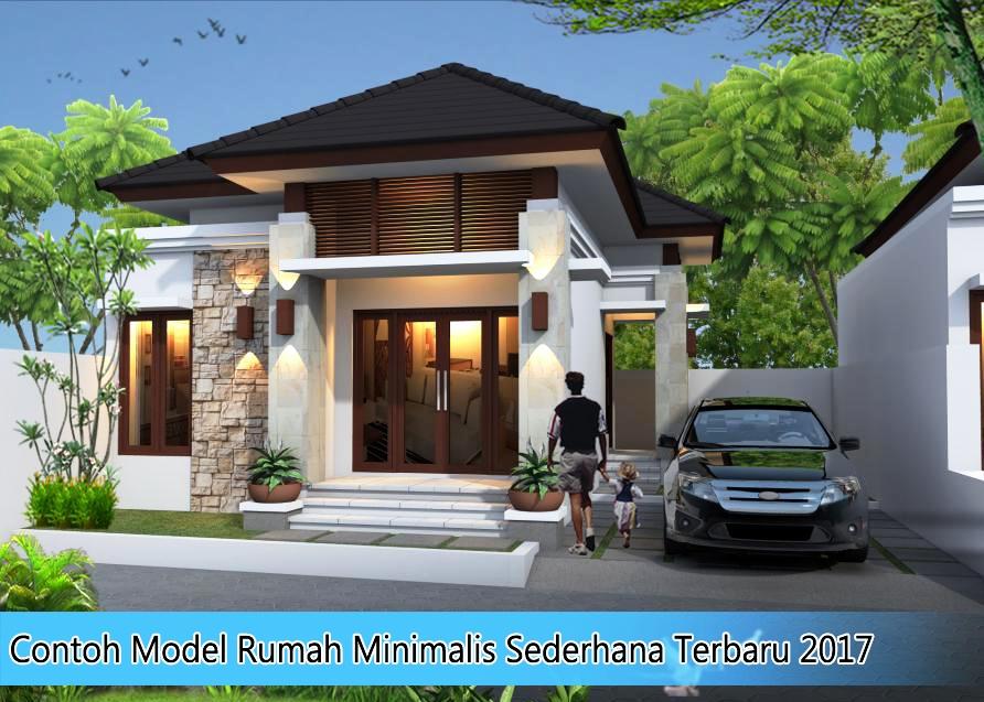 Ide 28+ Contoh Rumah Sederhana Terbaru
