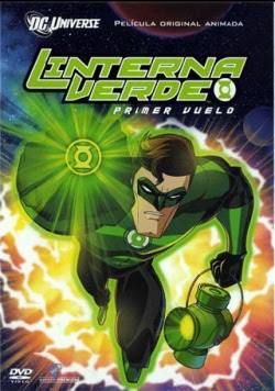 Linterna Verde: Primer Vuelo – DVDRIP LATINO