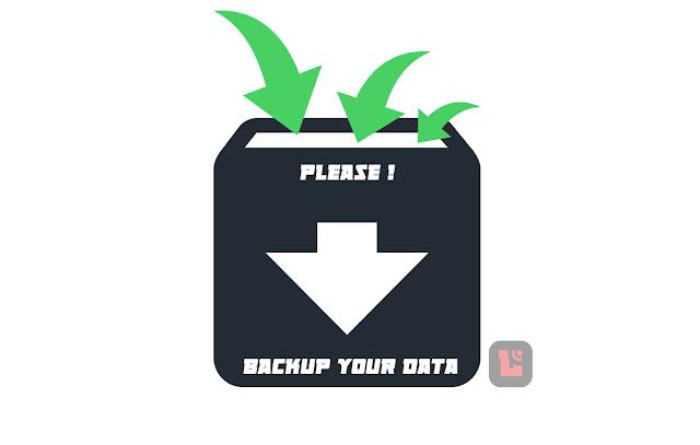 Pernahkah kalian suatu hari menyimpan sebuah data yang kalian anggap penting pada smartph Melakukan Backup data di OS Android itu penting !