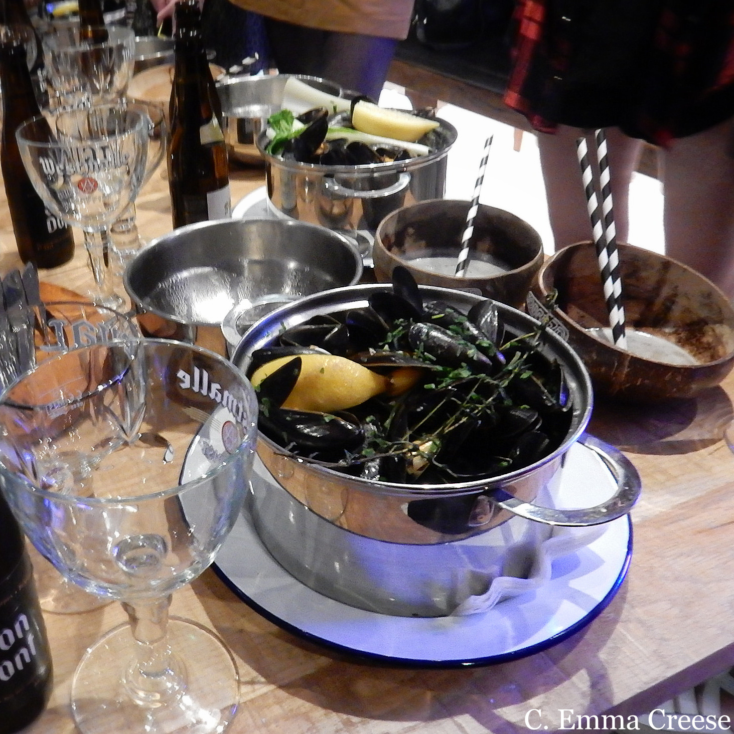 Belgo Restaurant review, Soho London