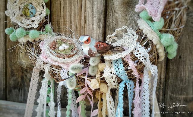 #boho#bohemian#easter#homedekor#dekor#yakutgirl#scrapbooking#alterscrap#