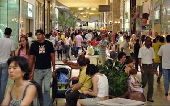 Vendas a prazo no Natal caem 1,46%, revela indicador do SPC Brasil