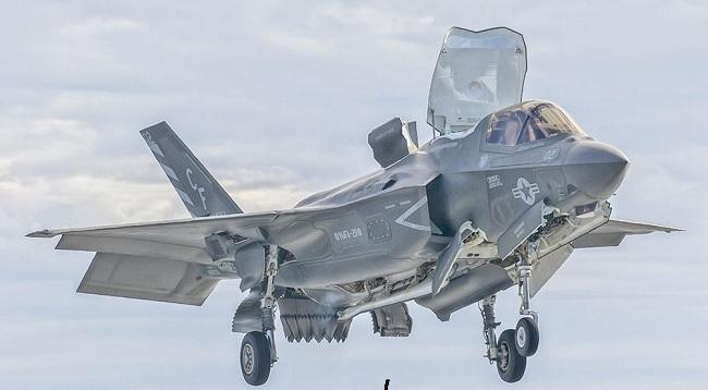 F-35 : Το πιο ακριβό όπλο των ΗΠΑ είχε τρία ατυχήματα μέσα σε 37 μέρες