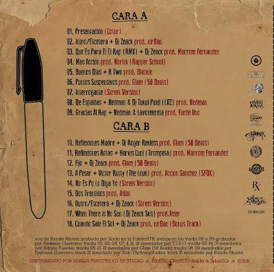 rap y hip hop latino , rxnde akozta, los aldeanos, mantra elevado ,