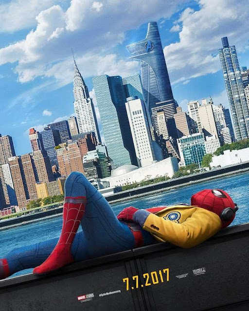 Los Vengadores presentes en Spider-Man: Homecoming