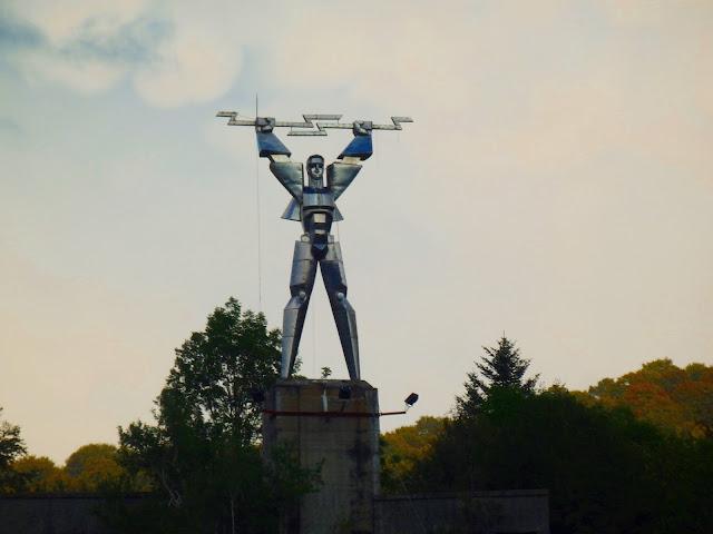 Transfogaraski Transformers w sierpniu 2016.
