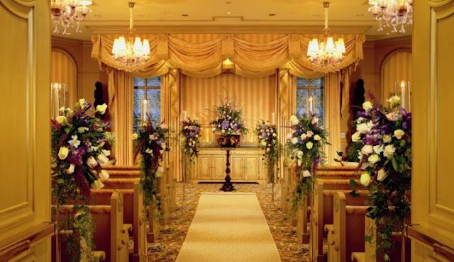 BELLAGIO´S WEDDING CHAPEL Las Vegas