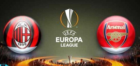 Prediksi AC Milan vs Arsenal - Liga Europa 9 Maret 2018