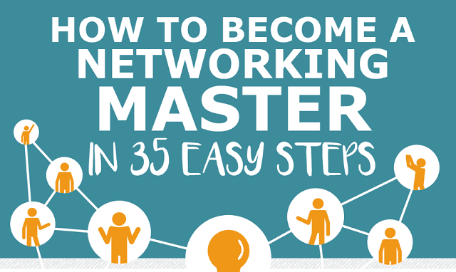 How to Become A Networking Master in 35 Easy Steps