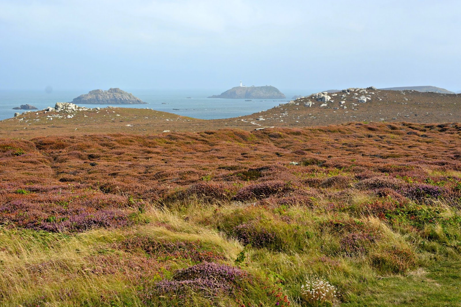 View from Tresco Isles of Scilly
