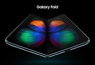 مواصفات وسعر هاتف samsung galaxy Fold