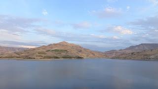 The border between Madaba and Karak