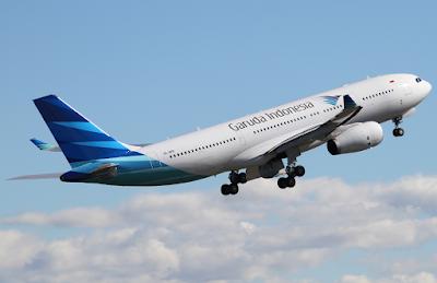Info Flight Garuda Indonesia Januari 2018